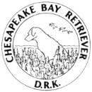 Chesapeake Bay Retriever logo